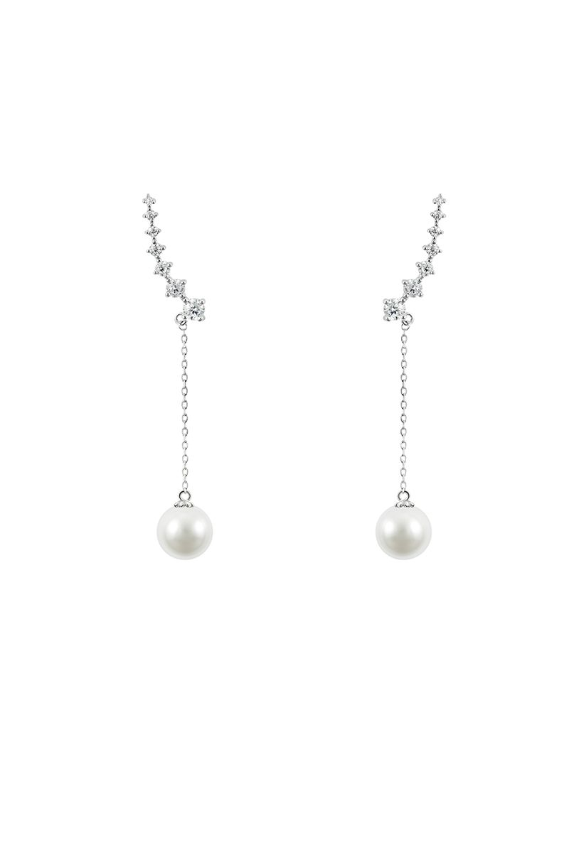 The Essential Seven Solitaire Pearl Drop