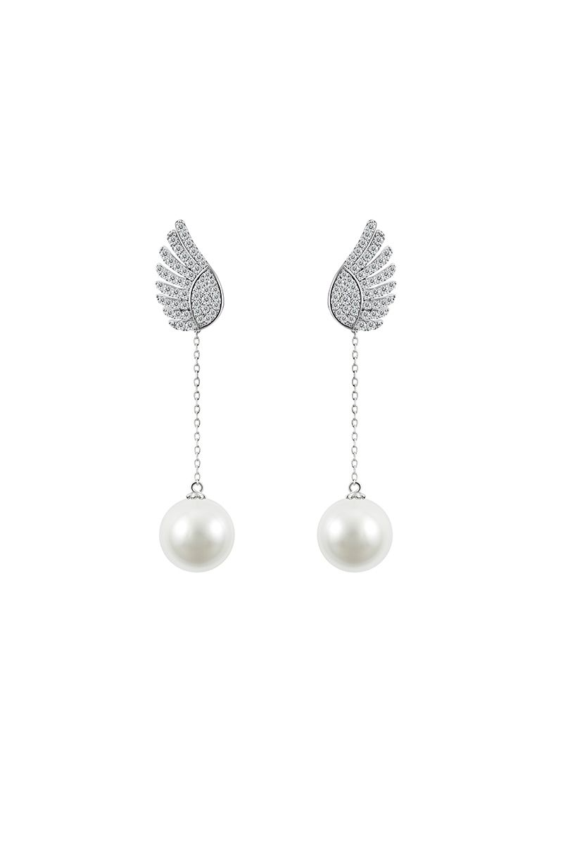 The Essential Wedding Wing White